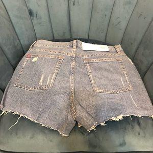 Urban Outfitters Shorts - BDG Girlfriend High Rise Denim Short
